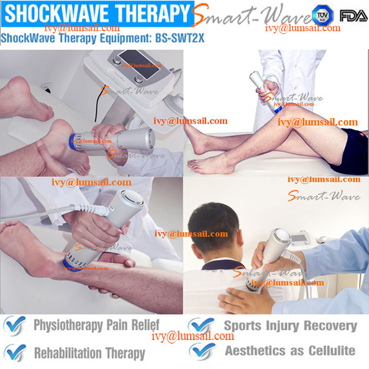 Orthopaedic and Sports Medicine Specialists Shock Wave Therapy Device