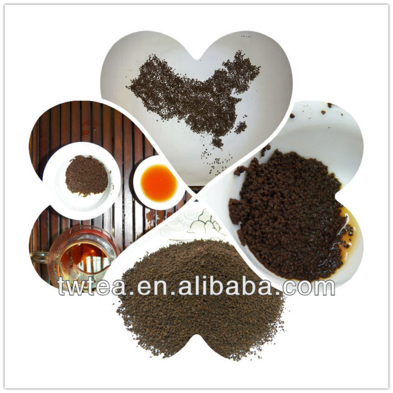Good quality CTC Crush Tea Curl Black Tea BOP BP Grade