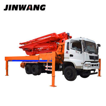 37m 38m 42m engineering used schwing concrete pump truck with competitive prices