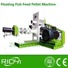 Hot Sale 0.3-2T/H Fish Feed Pellet Machine and Fish Feed Pelletizer