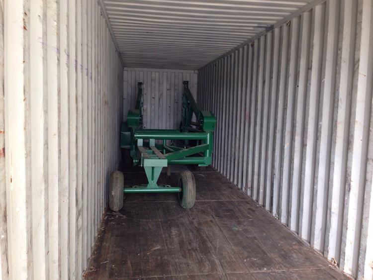 Best quality cable drum trailer Pulley Carrier Trailer
