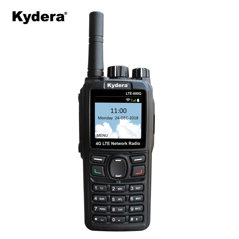 1000 km poc walkie talkie 3G WCDMA GSM bolso bluetooth wifi internet rádio HW-880L