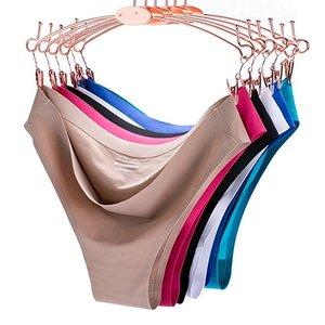 Seamless underwear 90% polyamide 10% elastane, women seamless panties