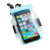 TPU waterproof cell phone pouch with armbrand and lanyard new style