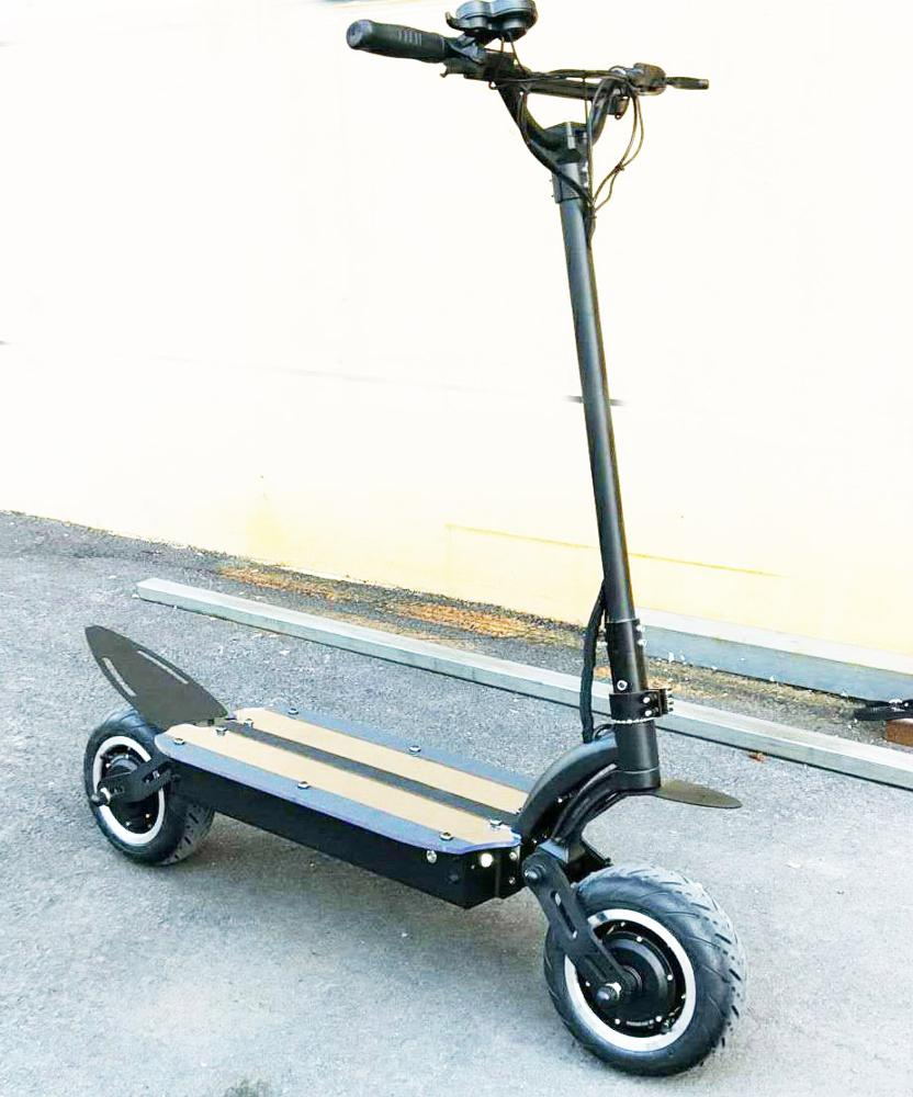 2 & 3 wheel off-road tire big power electric scooter фото