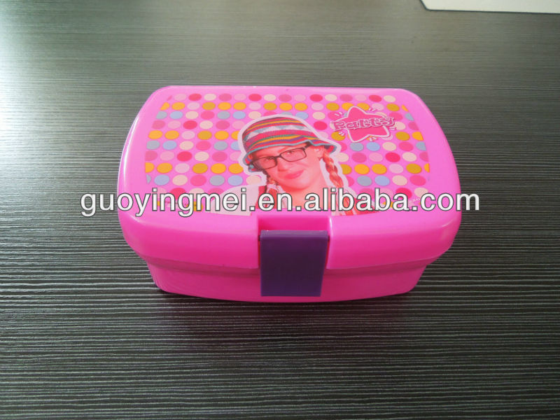 Plastic Food Container or lunch box [walmart audited factory]