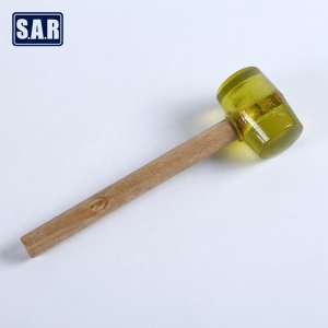 car claw hammer tools White Non-marking wood rubber mallet sizes