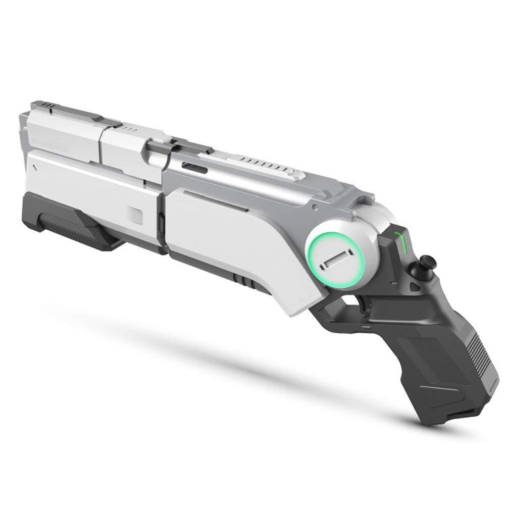 HAIT AR Game Gun Bluetooth Virtual Reality Game Gun 360° AR Bluetooth Target Game Enhancement Controller For Android And Ios Phones
