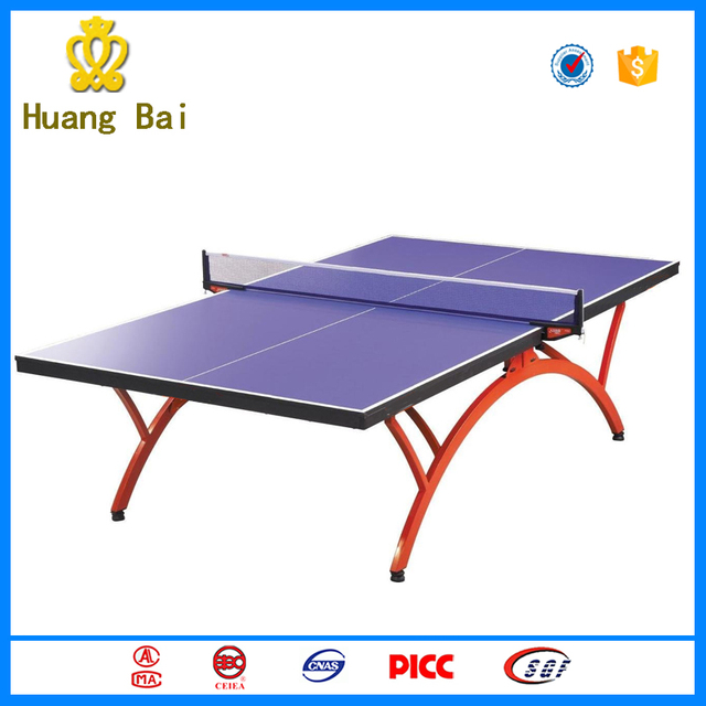 Waterproof Outdoor Table Tennis Table/table Tennis Table Best China  Supplier/cheap Portable Ping