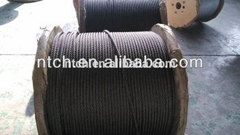 8*19s+fc Elevator Steel Wire Rope,6*12+7fc Lashing Steel Wire Rope ...