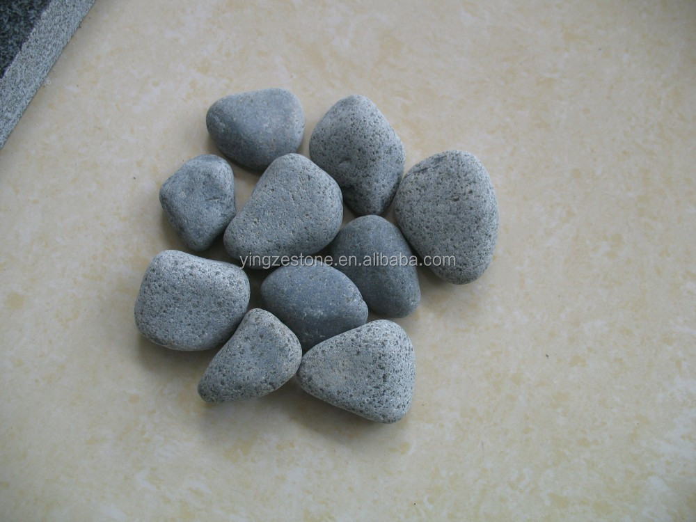 cobble tufting stone machine for decoration and landscaping