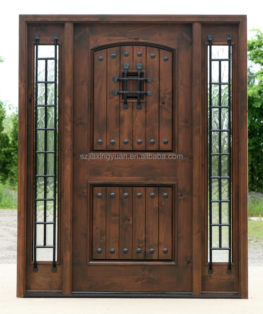 Villa main door solid wood security villa double leaf door design - Main Entrance Door Design Wooden Solid Wood Doors Main Entrance Door Design Wooden Solid Wood Doors Suppliers And Manufacturers At Alibaba Com