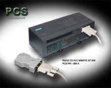 RS232 TO PPI Cable connect PC`s Serial Port to S7-200 Siemens PLC