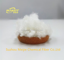 1.5D*0.8 Best selling l recycled polyester staple micro fiber