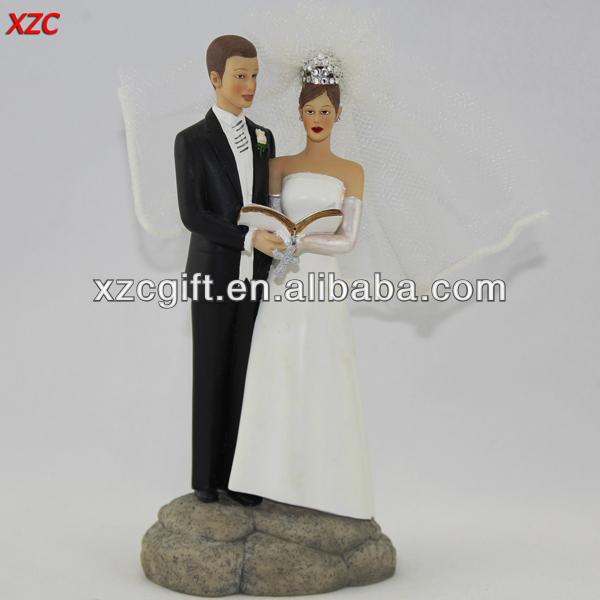 Resin Marry Fashion Souvenir Gift