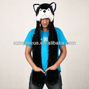 40bc2565 Fur Long Eared Animal Hats With Paws, Fur Long Eared Animal Hats With Paws  Suppliers and Manufacturers at Alibaba.com