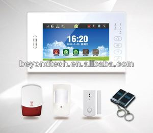 868MHz Wireless Security Alarm Horn