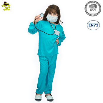 A Kids carnival fantasy party doctor career uniform costume for girls  sc 1 st  Alibaba & A Kids Carnival Fantasy Party Doctor Career Uniform Costume For ...