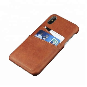High Quality for iphone x Leather Case Luxury Mobile Phone Cases Cover for iphone Wallet