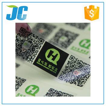 Profesional reflektif vinyl bumper sticker printing