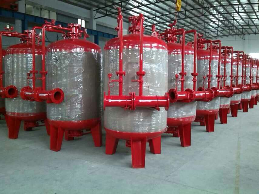 Fire Fighting Foam Bladder Tank Firefighting Equipment