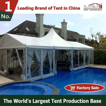 Custom Made Air Conditioned Metal Frame Tent For Sale