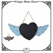 Shabby Chic Home Decor Heart - Shaped Hanging Wall Decor