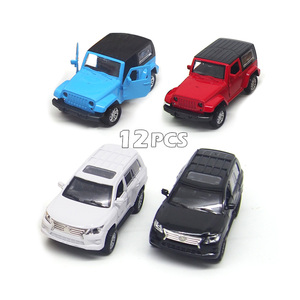 Pull Back Die cast Toy Brand Car Model 1 32 Scale With Open door,Sound Functions