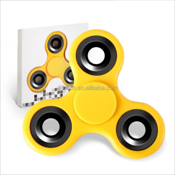 2017 High Quality Fidget Spinner And Plastic fidget Spinner toy