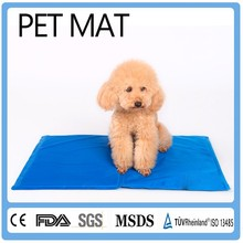 cheap cool pet /dog mat pet new design gel cooling mat