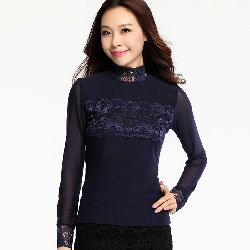 7eea4c75758 Luxury Lace Blouse Shirt WCX944in Blouses Amp Shirts From Women39s Clothing