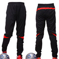 Jogger Training Football Pants 2016 Soccer Pants Active Jogging Trousers Sport Running fitness cycling Men Joggers