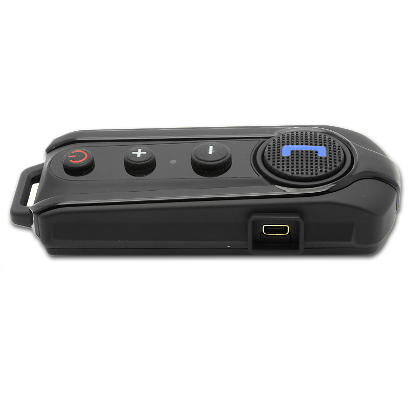 Meilleure Vente Mini Style Moto Bluetooth Interphone