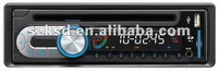 In-dash single din touch screen car dvd player with SD/USB/TV TUNER/MP3/CD/RADIO