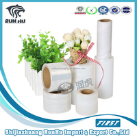 alibaba gold supply of stretch film/ shrink film