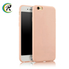 Flexible cheap phone matte shell for iPhone 7/6/5 soft Scrub tpu phone back cover shell case