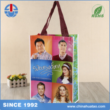 Fugang Familiy Photo Cheap New Products Printed Logo Non Woven Lamination Shopping Bags