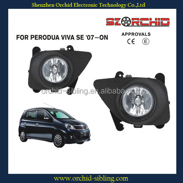 fog lamp / fog light for perodua viva se 07~on