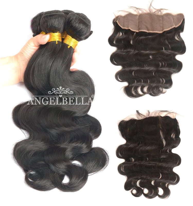 New Style High Feedback Wholesale Price 100% Brazilian Lace Frontal Closure 13*4 Free Part Lace Closures
