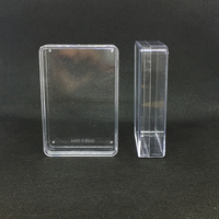 GS-18151 PC Material Display Box Clear Plastic Box For Playing Cards