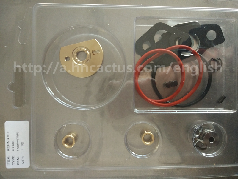 TURBO Repair Kit rebuild CT12B 17201-67010 17201-67040 For TOYOTA Landcruiser HI-LUX Prado 1KZ-TE 1KZTE KZN130 3.0L