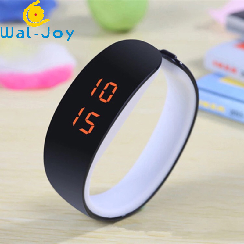 WJ-4802 jelly newest dolphins cheap price for men and women and kids digital watches фото