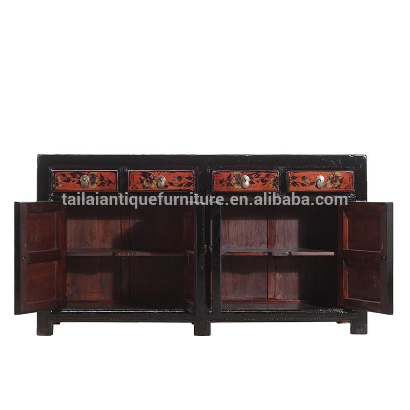 Baratos de almacenamiento de madera antiguos muebles - Armarios antiguos baratos ...