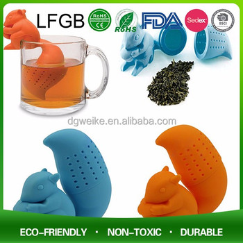 silicone cheap tea infuser
