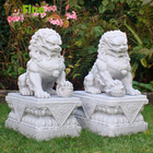 Wholesale Cheap Decor Stone Carving Foo Dog