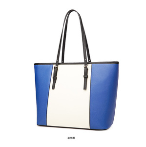 2016 striped bags white blue bueno ladies handbag from hand bag manufacturer