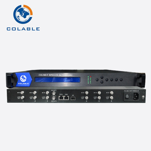 Satellite IP ASI digital stream hd and sd bit rate reducing and bandwidth saving transcoder highest and stablest headender