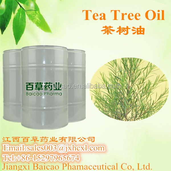 100% purity natural tea tree oil for handmade soap Cosmetic grade