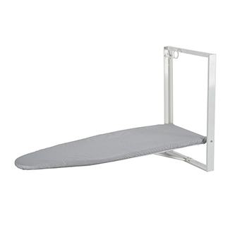 Gb 5 Over The Door Ironing Board Table Folding Mount Sturdy Easy