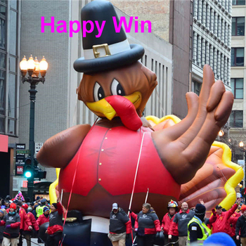 Thanksgiving inflatable Turkey model,parade giant inflatable turkey model for advertising
